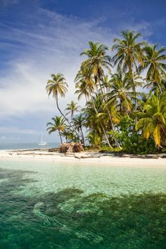 Carribbean Island.