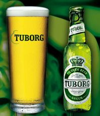 Royal Danish beer Tuborg. Danish beer in New Zealand - http://www.beerz.co.nz/tag/imported-beer-in-new-zealand/ #Danish #beer #nzbeer #newzealand