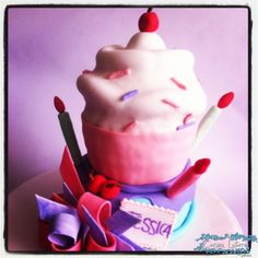 Big-cupcake
