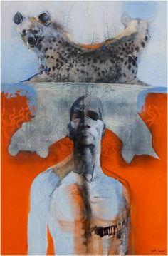 Keith Joubert (Inspired by the Hyena Men of Nigeria)