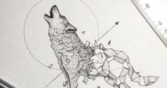 Just Pinned to Animals: Tatto Ideas 2017 - Geometric Beasts by... http://ift.tt/2tX5IWP