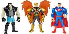 Une gamme Mattel pour Justice League Action - Comics Book Be