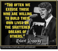 The Great American Disconnect-Political Comments: Robert Kennedy ...