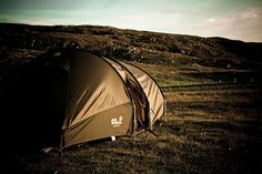 Jack Wolfskin Tundra III RT at Isle of Barra, Outer Hebrides. (Picture seen on Flickr, photgrapher: S. Goldsmith)