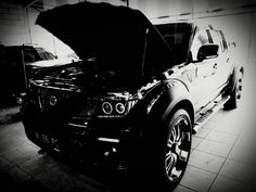 DS HID for Nissan Navara Double Cabin My Sexyblack