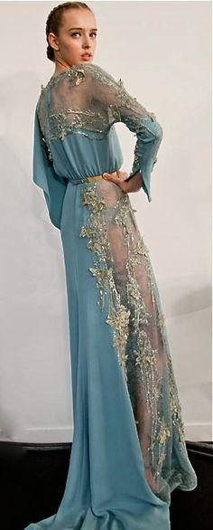 The Gown Boutique / Glamour Evening Gown / karen cox. Elie Saab gown