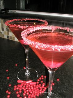 Got it, Cook it: Burning Ring of Fire Martini