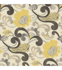 Upholstery Fabric- Better Homes & Gardens Alouette GoldenUpholstery Fabric- Better Homes & Gardens Alouette Golden. Maybe go this way for the couches??