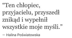 Polish Words, Dear Crush, Happy Photos, I Love You, My Love, Word 2, Happy Love, Quotations, The Cure