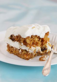 Wicked Easy Carrot Cake
