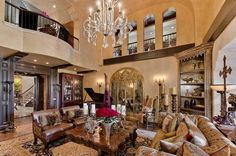 Dr.Phil's Super-Sophisticated Mansion in Beverly Hills