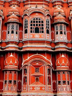Hawa Mahal palace, Jaipur, India