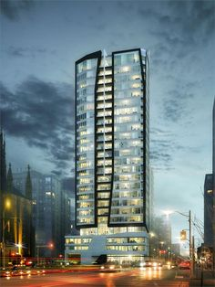 Wow! Core Condos launching in #Toronto. Cool #architecture, bro.