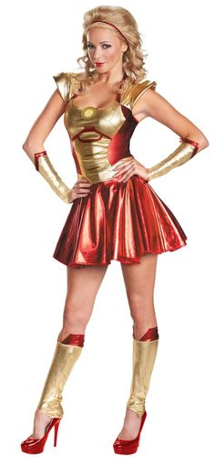 Plus Size Pepper Potts Mark 42 Sexy Costume - Iron Man Costumes  sc 1 st  Pinterest & Ironman costume | Costume party! | Pinterest | Costumes Halloween ...