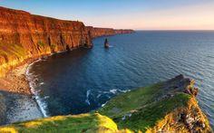 10 incredibili luoghi da visitare in Irlanda Se volete fare un viaggio in Irlanda e non sapete bene da dove iniziare, ecco dieci luoghi bellissimi assolutamente da non perdere! L'Irlanda è davvero un posto magico da visitare! #viaggio #viaggioinirlanda #irlanda
