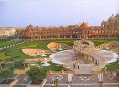 Imagenes Jardines Yogi Hraday Kamal En India