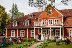 Country House Wedding Venues in Europe