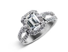 Beverley k collection engagement rings diamond rings for Burnell s fine jewelry