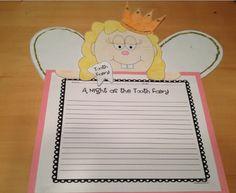 Tooth Fairy Writing! (Girl and Boy Fairies)