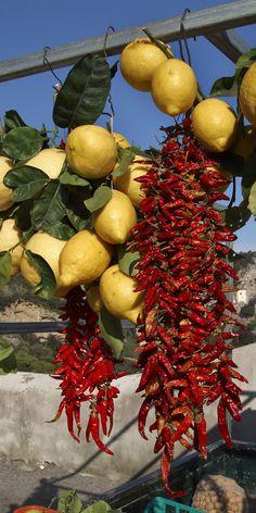 Italy's Amalfi Coast is famous for it's delicious citrus lemons. Original Travel.