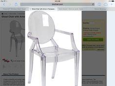 Bizchair.com ghost chair
