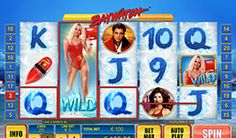 Are you a #Baywatch #TV #series #fan? If yes, Playtech has released the #Baywatch slot machine game for you to have fun with your favorite #lifeguards. It has 5 reels and 20 pay-lines. Software: #Playtech Theme: #Movie Reels: 5 Bonus Game: Yes