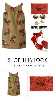 """Chic Island Getaway"" by eyesondesign ❤ liked on Polyvore featuring Kayu, islandgetaway and eyesondesignfashion"