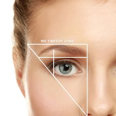 How to Shape Your Eyebrows Like a Pro #divinecaroline #eyebrows #makeup