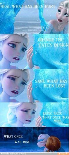Elsa and Anna| Tangled