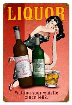 liquor-pin-up