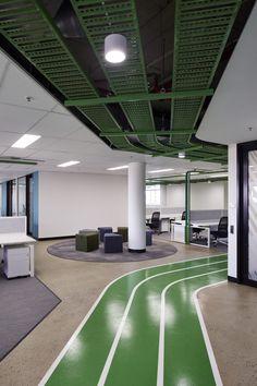 Commercial IT Department Workplace - Studio Nine Architects Workplace, Architects, Commercial, Studio, Building Homes, Studios, Architecture