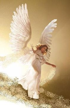 ANGELS above you, Angels beside you, have faith that they're with you to love you and guide you ~ Mary Jac