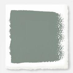 Innenfarbe Matte Olive Grove - Gallone - Magnolia Home von Joanna Gaines Green Paint Colors, Chalk Paint Colors, Bedroom Paint Colors, Paint Colors For Home, Room Colors, House Colors, Sage Green Paint, Green Wall Color, Dining Room Paint Colors