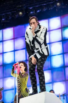 Arcade Fire - 3FM Stage - Pinkpop 2014