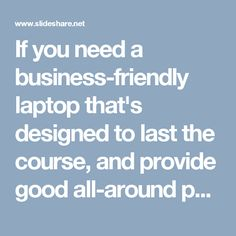 If you need a business-friendly laptop that's designed to last the course, and provide good all-around performance and connectivity, then a Lenovo is a solid, dependable choice. But If you face any problem related to laptop, follow theses basic steps else call us @ 1-844-353-5969