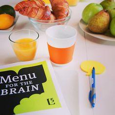 Wat zijn jouw ideeën voor een Lunch for the Brain?