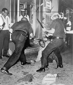 The Harlem Riot of 1964  The Harlem Riot of 1964 (New York City Race Riot ) was a racial confrontation between residents in several city boroughs and the New York City Police after an African American teenager was shot dead by an off-duty police officer on the Upper East Side of Manhattan.