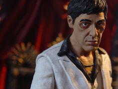Scarface Figure.