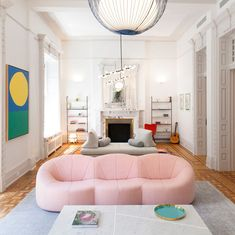 The New French Modernist Le Sunday — The New French Modernist – Mobilier de Salon Home Interior Design, Interior Architecture, Interior Decorating, Interior Colors, French Interior, Living Spaces, Living Room, Aesthetic Room Decor, My New Room