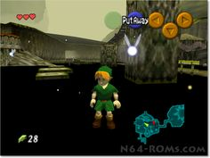 The Legend of Zelda: Ocarina of Time – Adventure begins here http://www.n64-roms.com/the-legend-of-zelda-ocarina-of-time-adventure-begins-here/