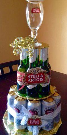 Stella Artois 'Cake'