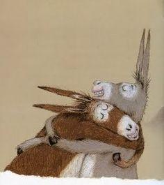 donkey illustrations