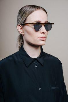 50a67acbe12c Han Kjobenhavn Stable Sunglasses - Horn. Garmentory