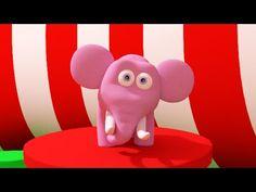 Um elefante se balançava - infantil musica
