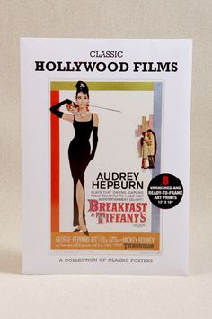 Hollywood Set Wall Art at Urban Outfitters £10.00