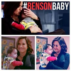 Baby Benson. I hope that she gets the baby in season 16! She would make a great mom.