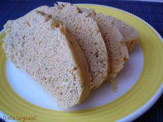 pan de arroz y garbanzo