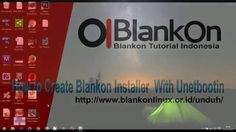 How to Create Blankon Linux Installer with Unetbootin