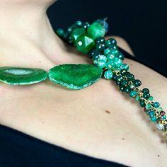#Necklace. #Jewelry. #Schmuck #gioielli #bijoux. Divina Locura. Colección Dolce Suono. #Collar RIGOLETTO.