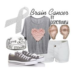 Brain Cancer. I want this, minus shoes. I have cankles. :'(